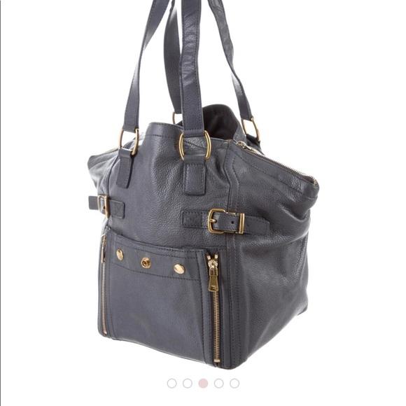 YSL Downtown Handbag. M 5b71b0086a0bb79d52e76f24. Other Bags you may like.  Authentic Yves Saint Laurent ... bd72228b027f7